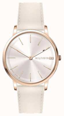 Tommy Hilfiger Womens rosa ouro dial pippa 1781936