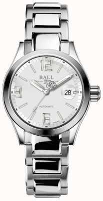Ball Watch Company Exibição de data de discagem automática de legenda do Engineer iii legend NL1026C-S4A-SLGR