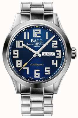 Ball Watch Company Engenheiro iii starlight blue dial aço inoxidável edição limitada NM2182C-S9-BE3