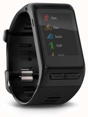 Garmin Vivoactive smartwatch hr preto construído em monitor de frequência cardíaca 010-01605-00