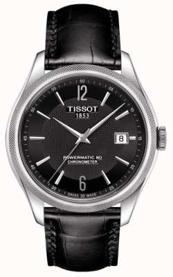 Tissot Mens ballade cosc silicon balance spring powermatic 80 T1084081605700