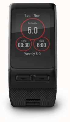 Garmin Vivoactive smartwatch hr preto x-grande 010-01605-01