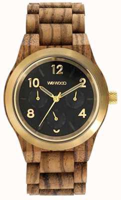 WeWood Kyra zebrano gold 70372736000