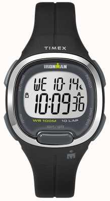 Timex Homem de ferro essencial roxo e cromado TW5M19700SU