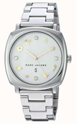 Marc Jacobs Relógio clássico de ouro de marc jacobs para mulher MJ3572