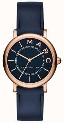 Marc Jacobs Relógio marc jacobs classic couro azul marinho para mulher MJ1539