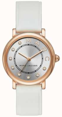 Marc Jacobs Womens marc jacobs classic watch couro vermelho MJ1634