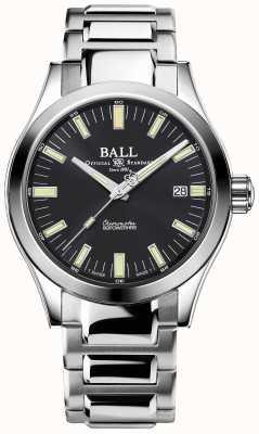 Ball Watch Company Engenheiro m marvelight 40 milímetros de discagem cinza NM2032C-S1C-GY