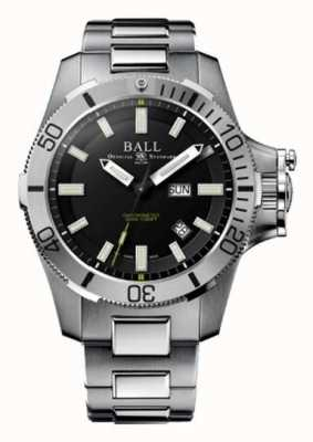 Ball Watch Company Engenharia de guerra de submarinos de hidrocarbonetos 42 milímetros de cerâmica DM2236A-SCJ-BK
