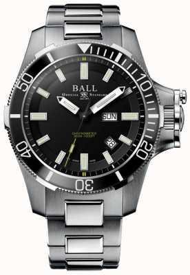 Ball Watch Company Engenharia de guerra de submarinos de hidrocarbonetos de 42 mm de cerâmica DM2236A-SCJ-BK