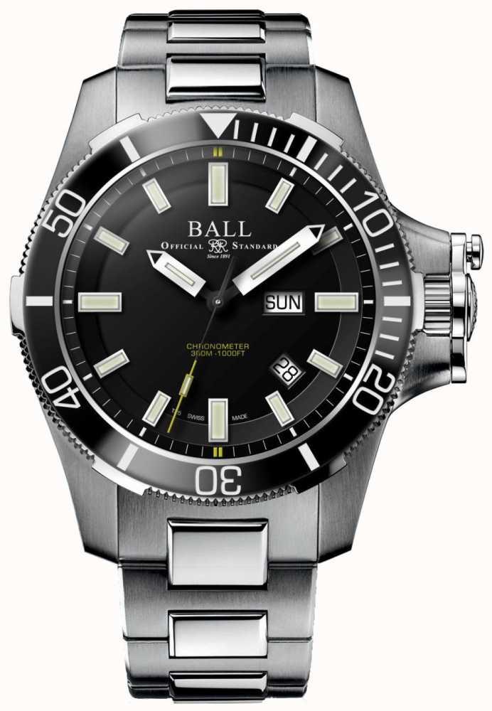 Ball Watch Company DM2236A-SCJ-BK