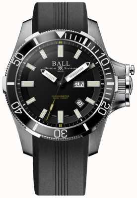 Ball Watch Company Engenharia de guerra de submarinos de hidrocarbonetos 42 milímetros de cerâmica DM2236A-PCJ-BK