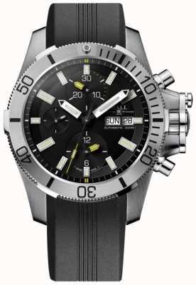 Ball Watch Company Cronógrafo de guerra submarino de 42 milímetros de hidrocarboneto engenheiro DC2276A-PJ-BK