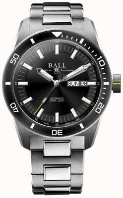 Ball Watch Company Engenheiro mestre ii skindiver patrimônio 41mm DM3128C-SC-BK