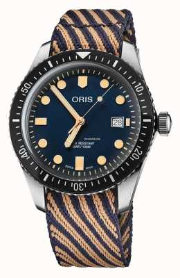 "Oris Diver's 65 edições limitadas ""world clean-up day"" 01 733 7720 4035-5 21 13"