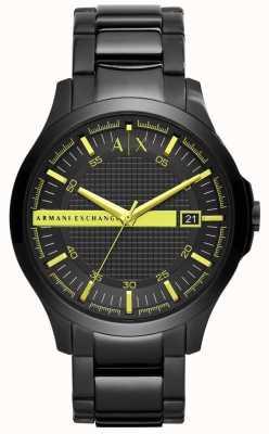 Armani Exchange Mens vestido relógio AX2407