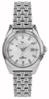 Radley Senhoras macias esportes relógio de prata RY4357