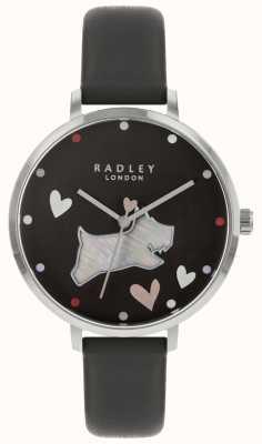 Radley Senhoras assistem pulseira de tinta de cão preto RY2679