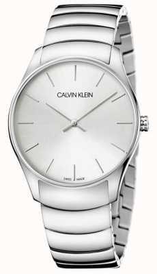Calvin Klein Relógio de homem clássico também K4D21146