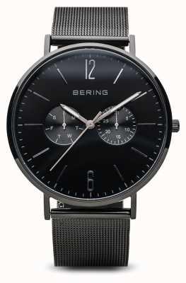 Bering Clássico | preto polido | 14240-223