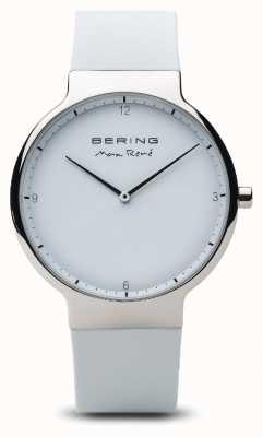 Bering Max rené | prata polida | 15540-904