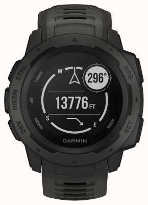 Garmin Correia de silicone para gps para uso externo em grafite 010-02064-00