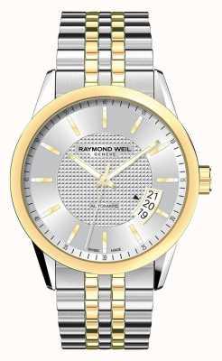 Raymond Weil Mens | raymond weil | relógio automático freelancer 2770-STP-65021