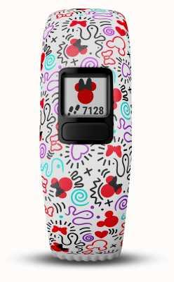 Garmin Vivofit jr2 minnie mouse alça ajustável 010-01909-10