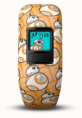 Garmin Vivofit jr2 star wars bb-8 alça elástica 010-01909-01