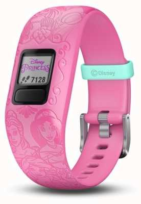 Garmin Vivofit jr2 disney princesa alça ajustável rosa 010-01909-14
