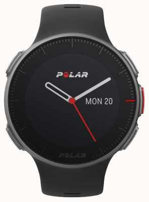 Polar Vantage v preto gps multisport premium treino pulso h 90069668
