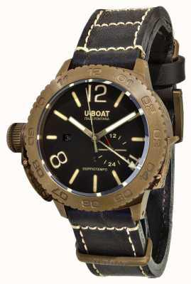 U-Boat Doppiotempo bronze 46 automático 9008