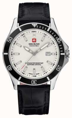 Swiss Military Hanowa Mens suíço militar hanowa | relógio emblemática 6-4161.7.04.001.07