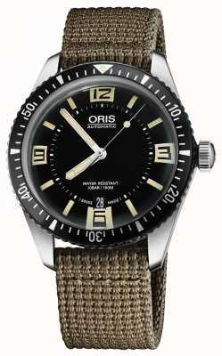 Oris Divers sessenta e cinco 40mm mens watch 01 733 7707 4064 07 5 20 22