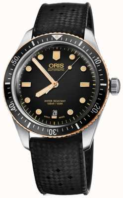 Oris Divers sessenta e cinco 40mm mens watch 01 733 7707 4354 07 4 20 18