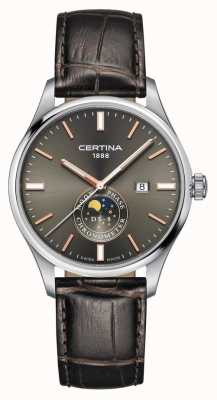 Certina Mens | fase da lua do crono do ds 8 C0334571608100
