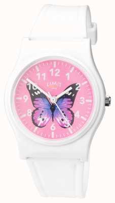 Limit | senhoras relógio jardim secreto | mostrador borboleta rosa | 60030.37