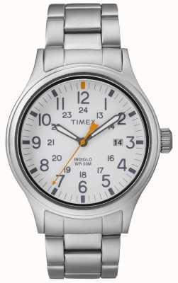 Timex   de homem   aliado   aço inoxidável TW2R46700