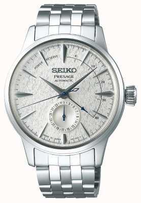 Seiko | edição limitada mens | presságio | automático | SSA385J1