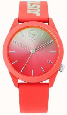 Hype | pulseira de silicone para senhora | HYL020ON