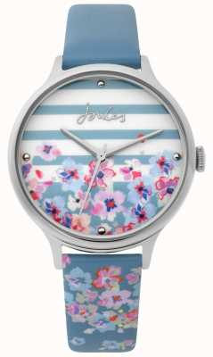 Joules | senhoras assistem | alça de impressão floral azul pálido | JSL015US