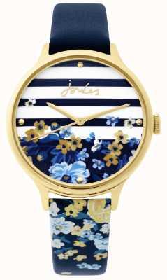 Joules | senhoras assistem | alça de impressão floral da marinha | JSL015UG