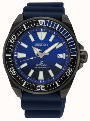 Seiko | prospex | salve o oceano | samurai | automático | de mergulhador | SRPD09K1