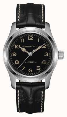 Hamilton | relógio interestelar | khaki field murph automático H70605731
