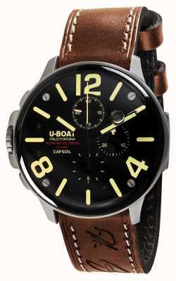 U-Boat Eletromecânica de crono de capsoil ss 8111/A