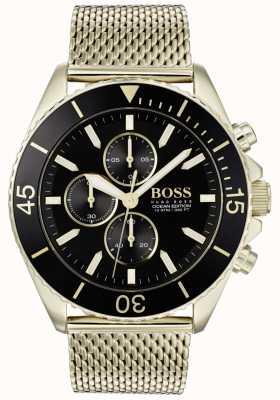 Boss | edição oceânica para homens | cronógrafo 1513703