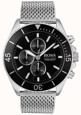 BOSS | relógio de aço para homem, edição oceânica | 1513701