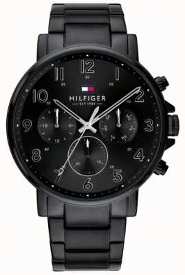 Tommy Hilfiger | mens black daniel assistir | 1710383