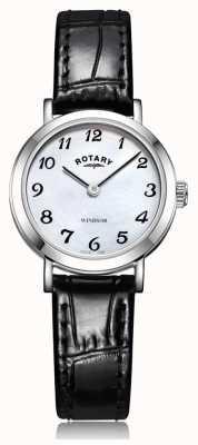 Rotary | pulseira de aço inoxidável para senhora | LS05300/68