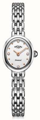 Rotary | pulseira de aço inoxidável para senhora | LB05150/02/D